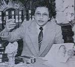 Nono Wardenaar begin jaren zeventig. Bron foto: De Gelderlander.