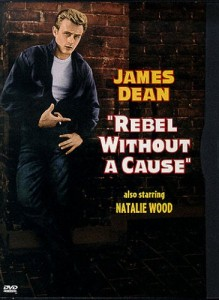 Tegen de Parent Culture: Marlon Brando in The Wild One (1953) en James Dean in Rebel Witout A Cause (1955)