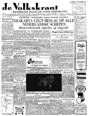 Zwarte Sinterklaas 1957: zonder afscheid  verlieten Indische Nederlanders de republiek Indonesië Bron: www.volkskrant.nl