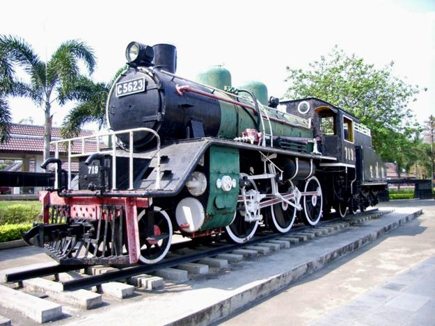 Japanse locomotief