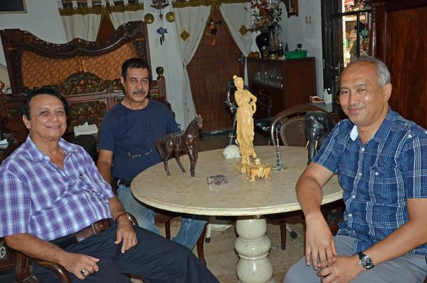 Familieverhalen indo s in indonesi 5 max grohe - Tafel josephine wereldje van het huis ...