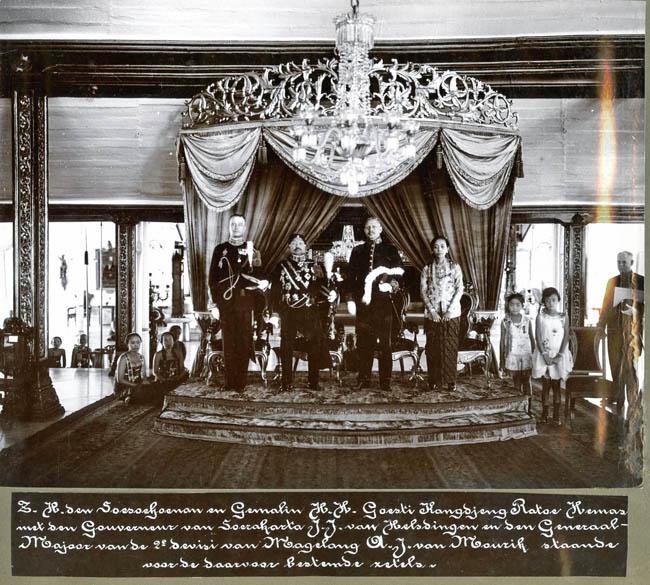 soesoehoenan 1930
