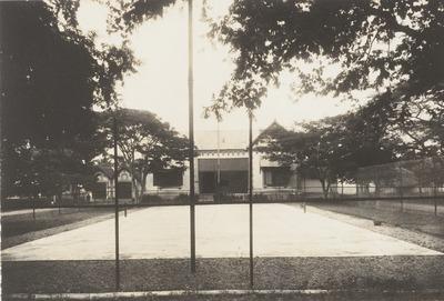 tennisbaan ketanen 1914