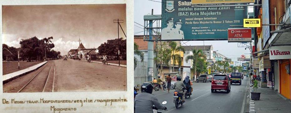 Kediristraat_Jalan_Mojopahit