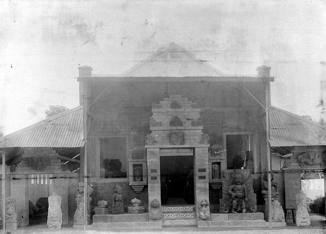 Voorzijde_museum-Madjapahit